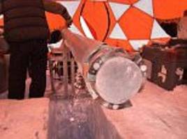 record-shattering 2.7-million-year-old ice core found