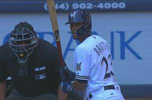 WATCH: Brewers pummel Pirates with 5 home runs