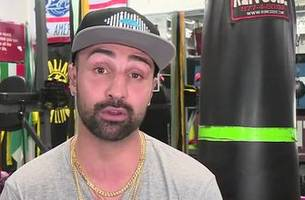 Paulie Malignaggi on Conor McGregor: If he looks decent, yeah I'll get in there and kick his ass