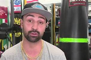 'The HERD': Paulie Malignaggi on Conor McGregor: If he looks decent, yeah I'll get in there and kick his ass
