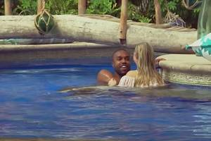 'bachelor in paradise': cast says nothing 'bad' happened between corinne and demario, race was factor