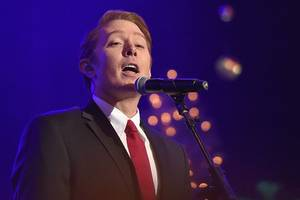 Clay Aiken Apologizes for Defending Trump: 'I Am a F—— Dumba–'