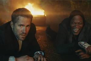 'hitman's bodyguard' and 'logan lucky' unlikely to boost box office this weekend