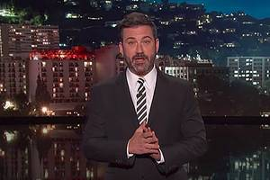 jimmy kimmel calls trump 'unhinged,' prefers cersei lannister to run the country (video)