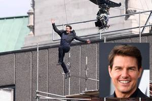 Tom Cruise Injury Shuts Down 'Mission: Impossible 6' for Up to 8 Weeks