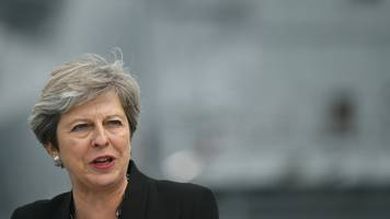 Theresa May on Trump comments: Far-right should always be condemned