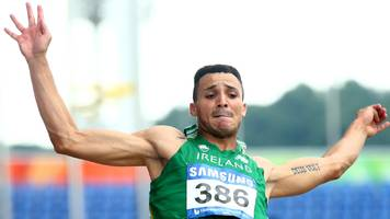 adam mcmullen: long jumper achieves commonwealths mark for second time