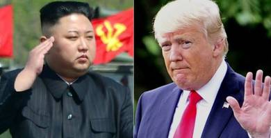 Embattled Trump Praises Kim Jong Un For Very Wise Decision