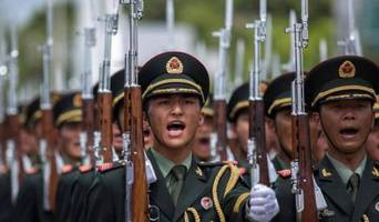 Indian, Chinese Soldiers Clash Following Alleged Chinese Incursion