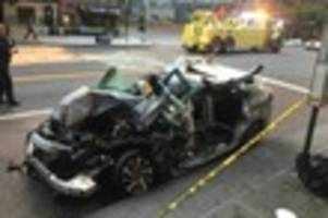 Driver Of Multi-Car Murray Hill Crash Charged With Murder