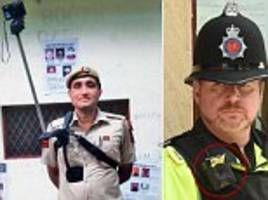 delhi police to buy 1,000 'state of the art' body cameras