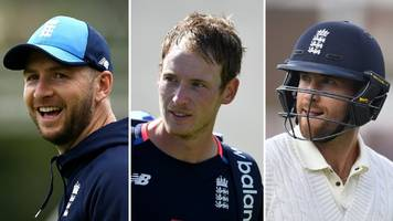 England v West Indies: Ashes places up for grabs - Joe Root
