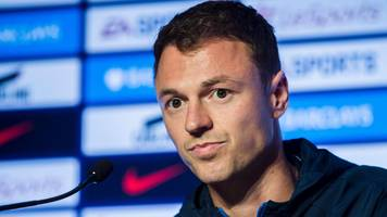 jonny evans: man city interested in west brom captain