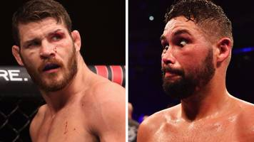 ufc champion bisping wants bellew boxing fight