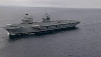 HMS Queen Elizabeth: Everything you need to know