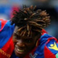 Zaha ruled out for four weeks