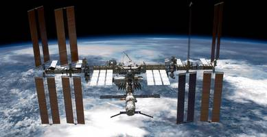 Astronauts On The International Space Station Just Got A Big Delivery