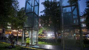 two days after charlottesville, teenager vandalizes holocaust memorial