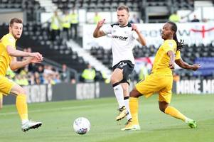 derby county fans full of praise for andreas weimann following 1-0 win over preston north end