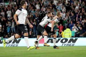 match verdict: derby county can take confidence from a much-improved performance against preston north end