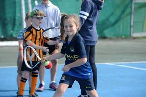 pelican park flourishing with new tennis courts and clubhouse after £500,000 investment