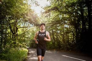 a bristol endurance athlete is going to run a marathon in every single country in the world