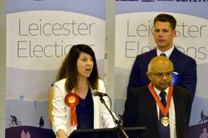 revealed: how much leicester candidates spent trying to win june's general election