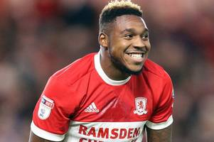 'our best is yet to come' says middlesbrough's britt assombalonga ahead of nottingham forest return
