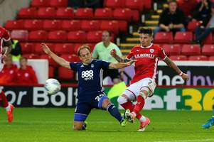 rate the players: nottingham forest have 26 shots on goal, but lose at barnsley
