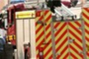Firefighters issue warning after kitchen blaze caused by cooker