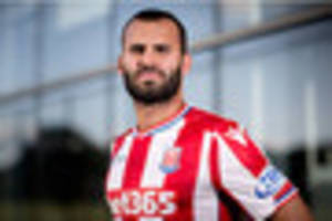 Stoke City fans take to Twitter to have their say on Jese...
