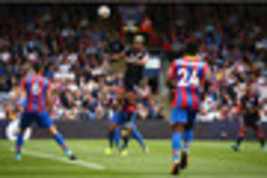 'the premier league is brutal and unforgiving, and crystal palace...