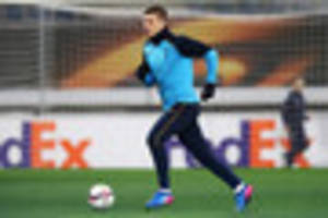 Tottenham defender on radar for Crystal Palace and Stoke City...