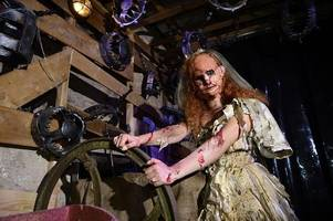 alton towers announces scarefest 2017 dates and features