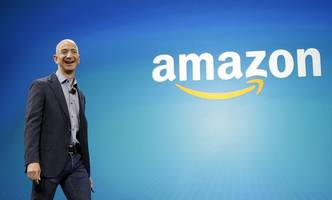 Amazon's Stock Market Evaluation Drops By $5B
