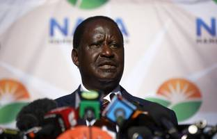 Kenyan Opposition Leader Vows to Fight Presidential Election in Court