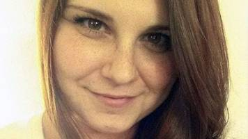 Charlottesville: Heather Heyer's mother pays tribute at vigil