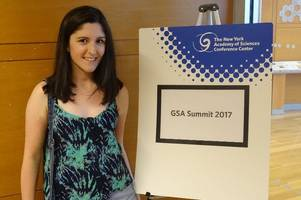 Airdrie student attends prestigious global STEM conference in America