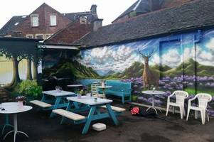 Alexandria pub given wild transformation thanks to Barry the Cat