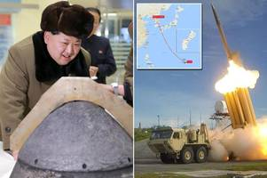 Here's what would actually happen if North Korea launched a missile strike on Guam