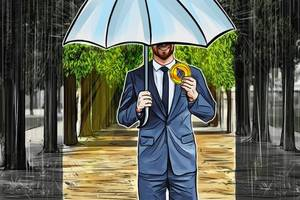 insurance policy holders to be insurers on umbrella coin's blockchain