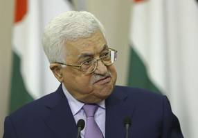 Abbas congratulates North Korea's Kim Jong-un on national holiday