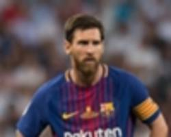 Barcelona in Lionel Messi limbo as new contract remains unsigned