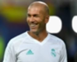 zidane, mourinho and conte to battle for best fifa men's coach prize