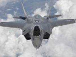 cost of britain's f-35 warplanes balloons by £80m