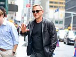 daniel craig has cinema's biggest role, so why so grumpy?