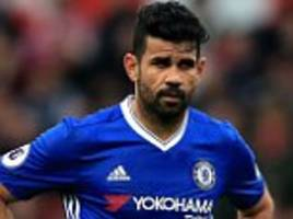 Diego Costa tells Chelsea: I will NEVER return