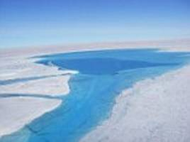 greenland's ice flow likely to speed up