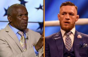 Floyd Mayweather Sr. says they will sue Conor McGregor if he fights dirty
