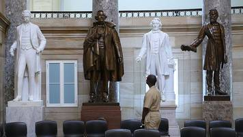 Why the fuss over Confederate statues?